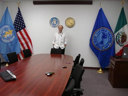 Oficina de la OPS en la frontera de México con Estados Unidos (El Paso)