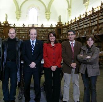 Biblioteca de la Universidad de Salamanca, Salamanca, España
