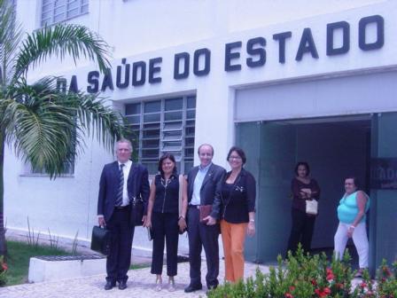 Secretaria de Salud de Fortaleza, Fortaleza, Brasil