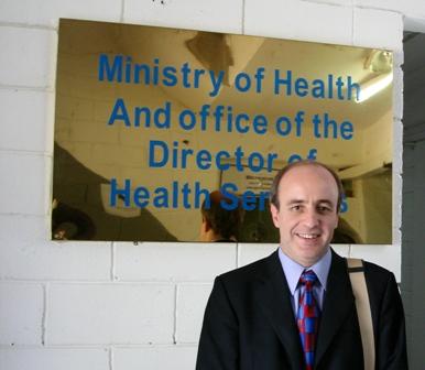 Ministerio de Salud de Belize