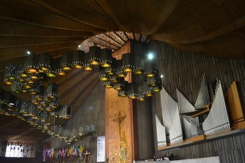 Basilica de la Virgen de Guadalupe, Mexico