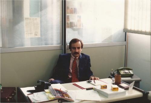 Mi primera oficina